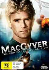Macgyver The Complete Collection (DVD, 1985, 38-Disc Set)
