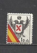 740a-SELLO GUERRA CIVIL CARLISTA REQUETE 10 CTS NUEVO ** SPAIN CIVIL WAR