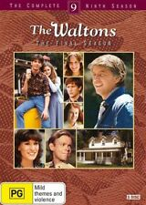 The Waltons : Season 9 (DVD, 2018, 5-Disc Set)