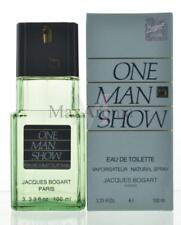 One Man Show By Jacques Bogart Eau De Toilette 3.3 OZ  For Men NEW