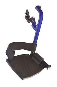 Invacare Alu Lite Wheelchair Legrest Foot Rest Alulite