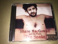 Macgowan Shane : The Snake : CD Album: Rock Folk: BEL