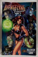 """AVENGELYNE"" Issue #11 (March, 1997) Maximum Press Comics"