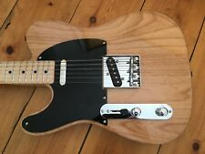 Revelation RTE54 LH Telecaster Left Handed Electric Guitar RTE54/LH Ex Cond