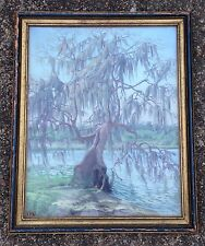 1933 SYBIL KANE OIL PAINTING, THE OLD WITCH TREE, THE NATIONAL ARTS CLUB EXHIBIT