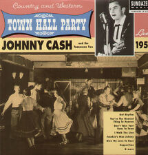 Johnny Cash - Live at Town Hall Party 1958 [New Vinyl]