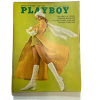 PLAYBOY Magazine Vintage Centerfold April 1970