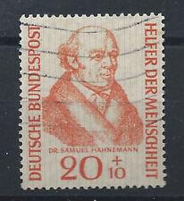 Allemagne Fédérale N°100 Obl (FU) 1955 - Bienfaiteurs de l'humanité