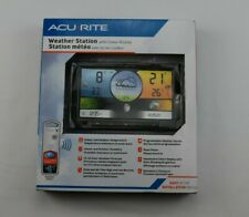 Acurite Weather Station Color Display Wireless Sensor Electronic Forecast NEW