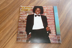 Michael Jackson, Off The Wall - 1979 LP - Play Graded