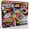 Magic Tracks Xtreme Rescue Fire Truck Race Car 10ft  Racetrack Glow In The Dark
