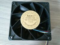 1PC New FAN D12BM-12D 12V