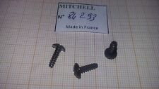 3 SIGHT PICK 2165RD & other MITCHELL REEL STEEL LEASE ARM SCREW REAL PART 84293