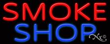 Brand New Smoke Shop 32x13 Real Neon Sign Withcustom Options 11478