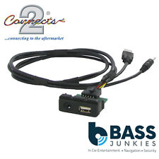 Connects2 CTMAZDAUSB Mazda Car Stereo USB Retention Interface Cable Kit