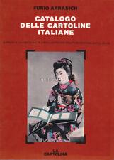 CATALOGO DELLE CARTOLINE ITALIANE 1986 (Arrasich)