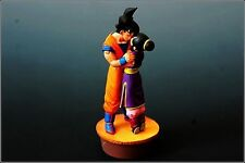Megahouse DragonBall Capsule Neo Invasion From Future Cell Goku Gigi Kissing