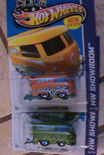 -VOLKSWAGEN KOOL KOMBI (GREEN & ORANGE)-