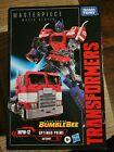 Transformers Bumblebee Masterpiece Movie Series Optimus Prime Takara Tomy Target