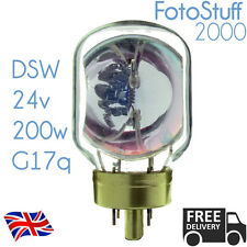DSW 24v 200w G17q GE 29405 Projector Bulb Lamp DSW UK Stock