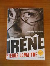 IRENE-PIERRE LEMAITRE-1° MONDADORI STRADE BLU 2015 - sc.72