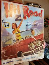 Hit Z Road Zombie Board Game New but not sealed! Asmodee 1 to 4 players!