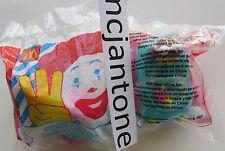 MIP U-3 McDonald's Fisher Price 1996 Under 3 BIRDIE POPPER CAR Bubble Pop Grp A