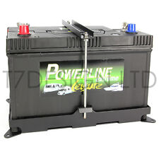 177 x 365mm Leisure Battery Tray - Camper, T4, T5, Motorhome Marine Land Rover