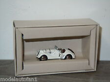 BMW 328 Roadster van BUB Bubmobile 1:87 in Box *24532