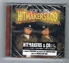 HITMAKERS & CO - STORY BOARD - CD 15 TITRES - 2004 - RAP FRANÇAIS - NEUF NEW NEU