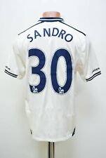 Tottenham 2013/2014 home football shirt #30 Sandro Under Armour Size M adult
