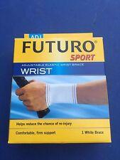 Futuro Sport Adjustable Elastic Wrist Brace FT3610