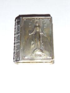 médaille religieuse boite ancienne 1830