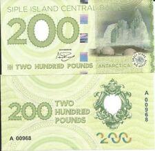 SIPLE ISLAND ANTARTIDA 200 LIBRAS 2017