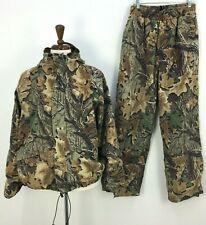 Cabela's Multicolored Advantage Camo Matching Jacket and Pants Mens Size Large