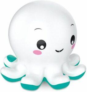 Clementoni Baby Octopus Primo Bagnetto Gioco Luci e Melodie Neonato 0 Mesi+