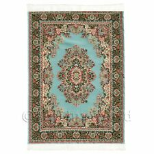 Dolls House Large Oval 17th Century Carpet 17nlo01 Rug