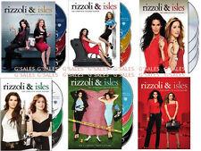 Rizzoli & Isles TV Series Complete Season 1-6 (1 2 3 4 5 6) BRAND NEW DVD SET