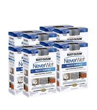 8x Rust-Oleum Stops Rust 18 oz. NeverWet Never Wet Multi-Purpose Spray Kit