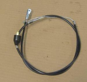 TRIUMPH BSA 60 2076 FRONT BRAKE CABLE WITH IN LINE BRAKE SWITCH