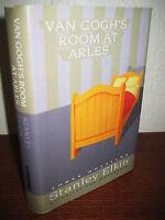 Van Gogh's Room At Arles Stanley Elkin Three Novellas 1st Edition First Printing