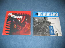 Reducers Self-Titled Let's Go 2 LP Lot Record Near Mint