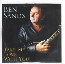 Ben Sands -Take My Love With You CD Free UK Shipping Ships From UK