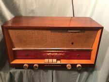 Ancienne radio Siera