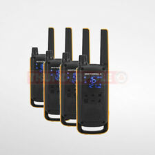 Motorola Talkabout T82 PMR446 2-Way Radio (Quad Pack) - Free P&P Ireland & UK!