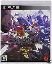 Used PS3 UNDER NIGHT IN-BIRTH  SONY PLAYSTATION 3 JAPAN JAPANESE IMPORT