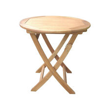 Klapptisch 60x60 Gartentisch Holztisch Balkontisch Gartenmöbel Holz ausklappbar