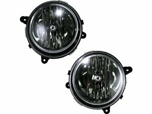 For 2007-2010 Jeep Compass Headlight Assembly Set 88811DD 2008 2009