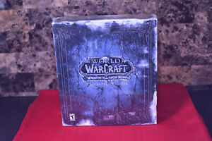 SEALED/BRAND-NEW: World of Warcraft Collectors Edition: Lich King