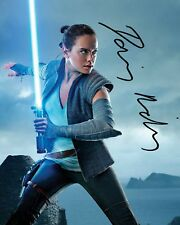 DAISY RIDLEY #2 10x8 PRE PRINTED LAB QUALITY PHOTO PRINT - Free Delivery